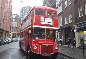 Double Decker bus, Londres