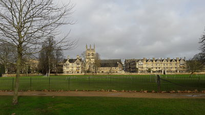 Christchurch, Oxford